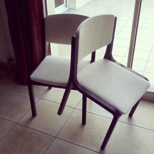 réfection chaises bureau