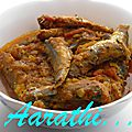 Machar jhol - bengali sardine curry