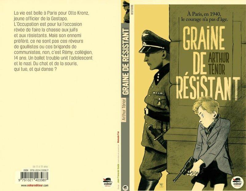 GRAINE_DE_RESISTANT capture écran
