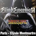Date unique en france !! garmonbozia inc. presente: blind guardian + steelwing @ paris - elysee montmartre 28.09.2010 !!!‏