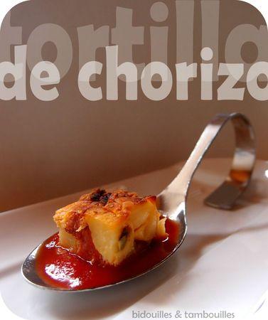tortilla de chorizo 250812