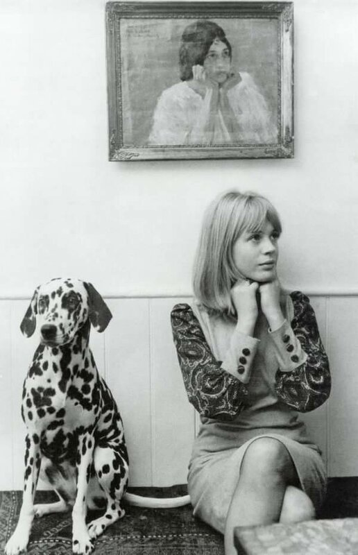 Marianne Faithfull 1964