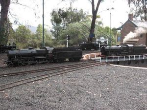 Da 1213 Locomotives Barry Potter R-W