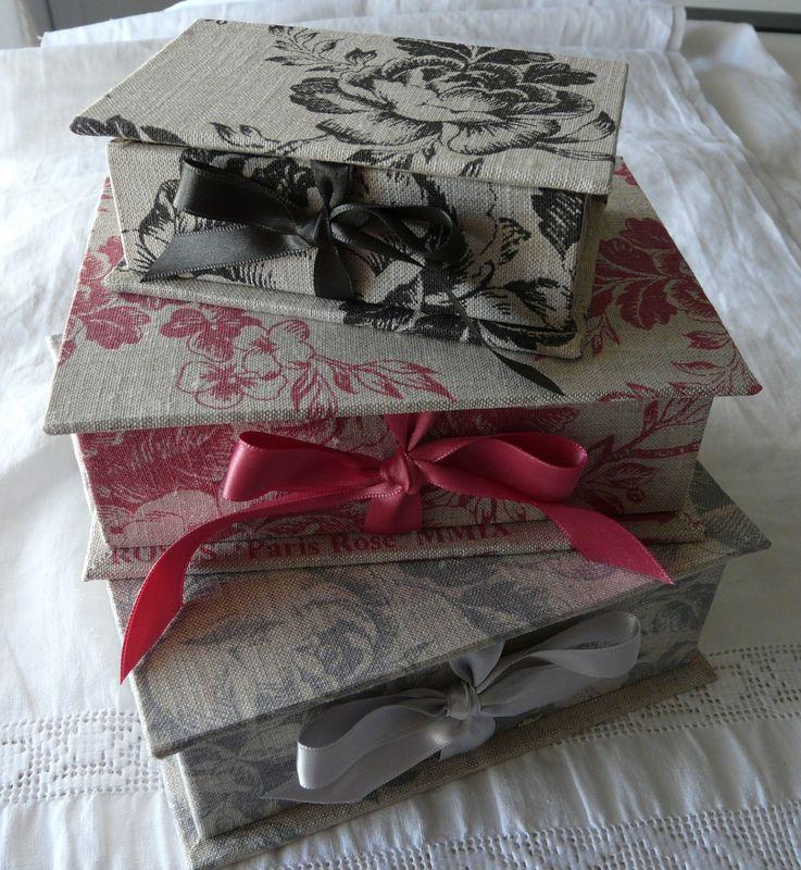les boites cadeaux