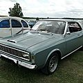 Ford 20m p7a coupe 1967