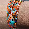 bleu comme une orange...je perle mon temps #2