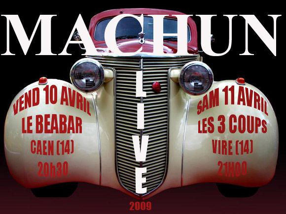 MachunLive580