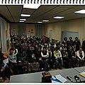 Assemblée générale du gfda des combrailles 2012 , election du bureau