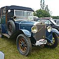 Donnet zedel ci-6 landaulet 1925