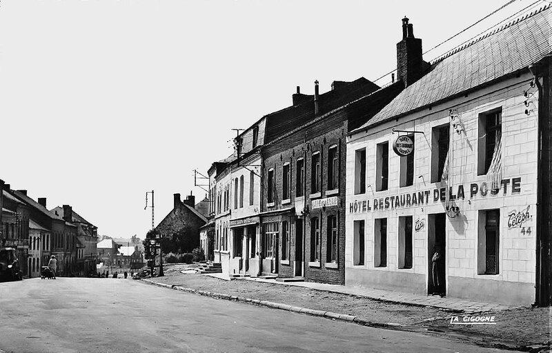 WIGNEHIES-Hôtel-Restaurant de La Poste
