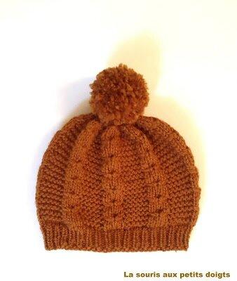 bonnet-caramel-tricot