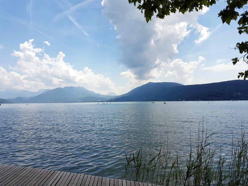 Lac d'Annecy 03 06 2017