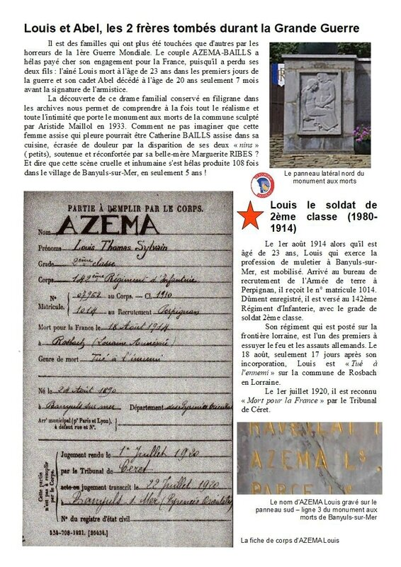 7) Famille Azema - Page 3