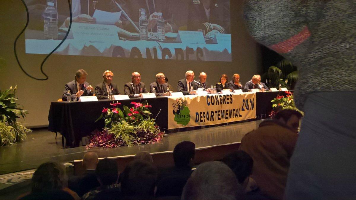 Congrès des maires de la Dordogne