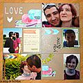 Challenge project life 1 de monscrap.com