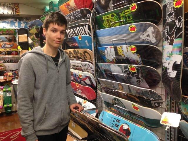 Boutique skate