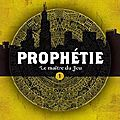 Prophétie t.1 le maître du jeu, mel odom et jordan weisman