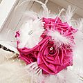 a - Bouquet de mariée original disponibles