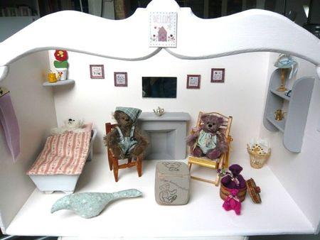 maison de la famille ours Aux Petites Canailles by Dan 6