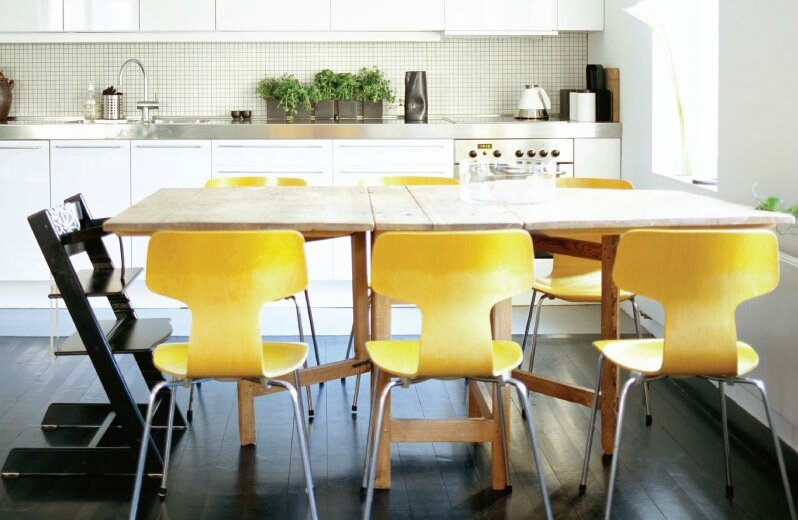 43-yellow-dining-chairs