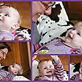 Emilie 5 mois et demi