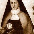 BienheureuseMarie-Candide de l'Eucharistie