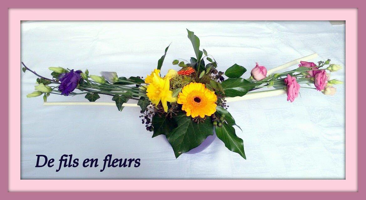 composition florale de f vrier les passions de mam 39 france. Black Bedroom Furniture Sets. Home Design Ideas