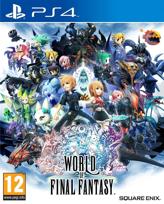 Test : World of Final Fantasy