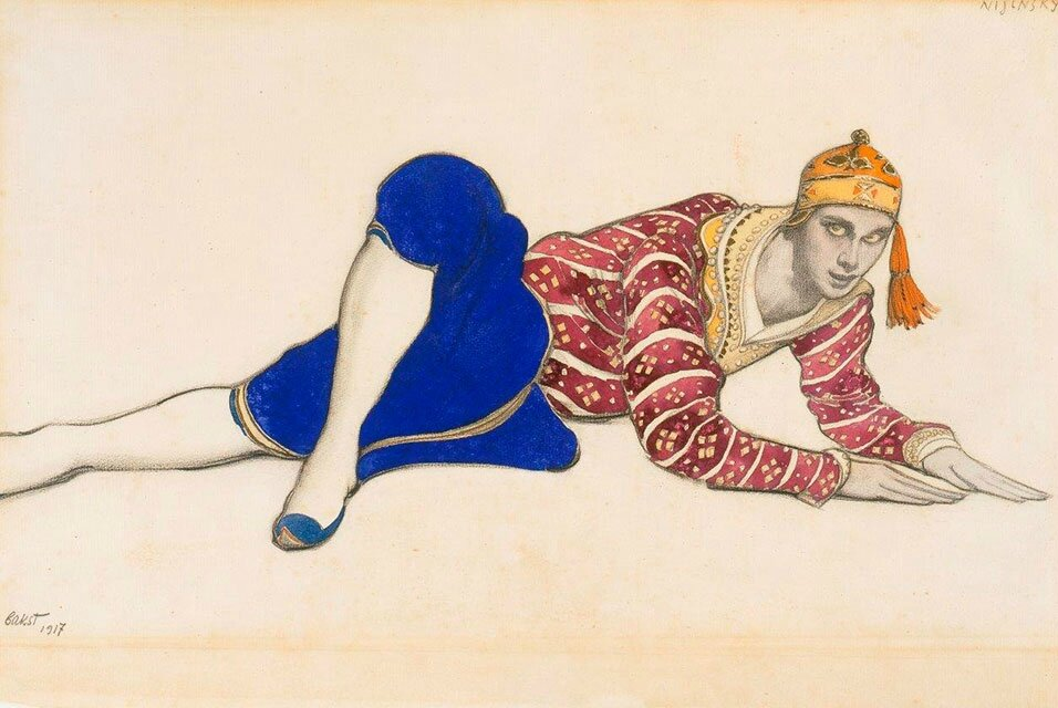 All the Rage in Paris: Diaghilev's Ballets Russes' on view at the McNay Art Museum