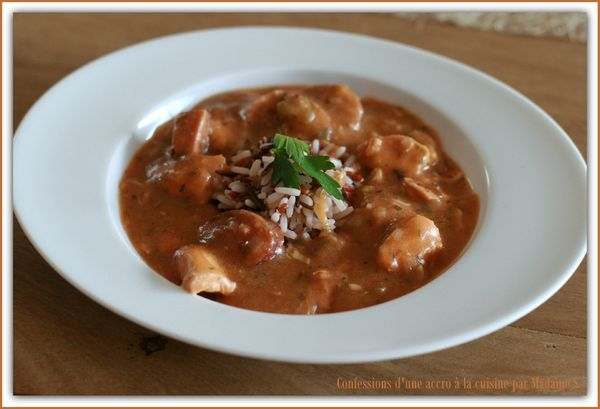 Chiken and sausage gumbo 003