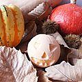 Pumpkin party dans ma baignoire
