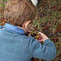 Challenge 2 ♥ prendre des photos d'automne avec la famille