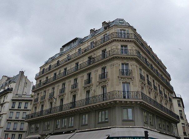 IMMEUBLE H PARIS 9
