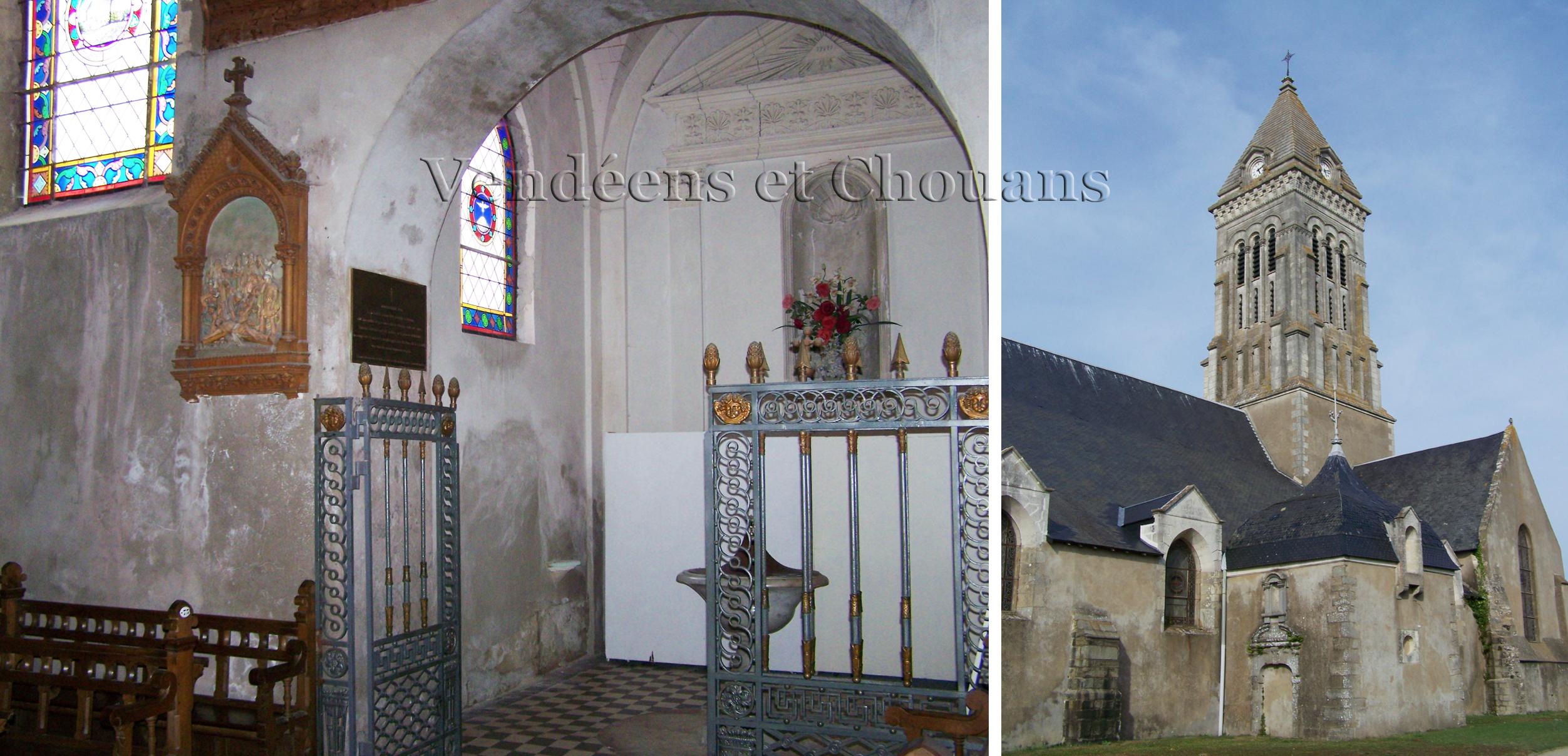 La mémoire des événements de 1794  Noirmoutier Vendéens & Chouans
