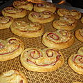 Petits palmiers gourmands...
