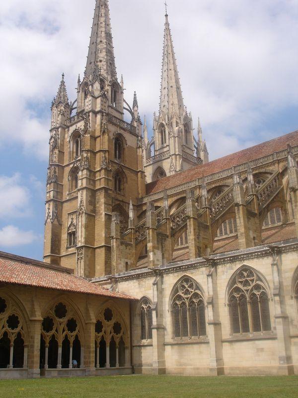 Cathédrale Notre Dame de Bayonne