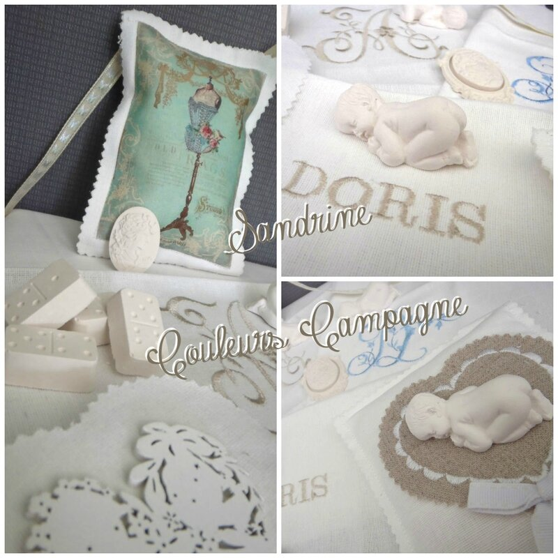 cadeau Sandrine collage