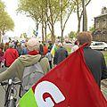 Défilé du 1er Mai à Amiens (©A. Lecomte)