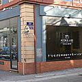 Au coin de la rue mulhouse haut-rhin restaurant