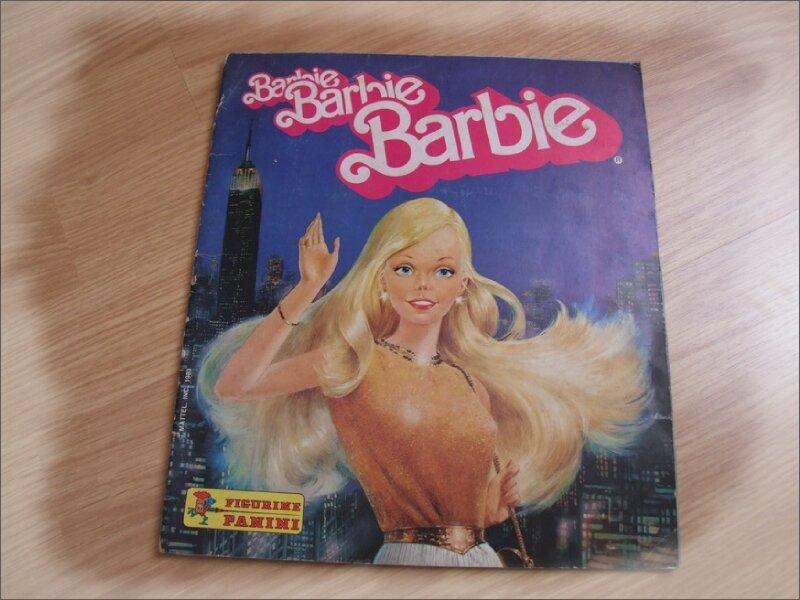 Album Panini 1984 (1)