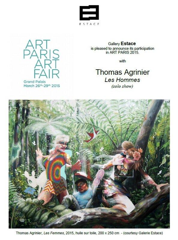 Agrinier ArtParis