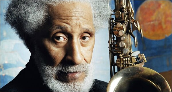 Sonny Rollins - Stephanie Berger for The New York Times