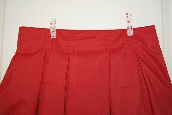Jupe Chardon rouge (1)