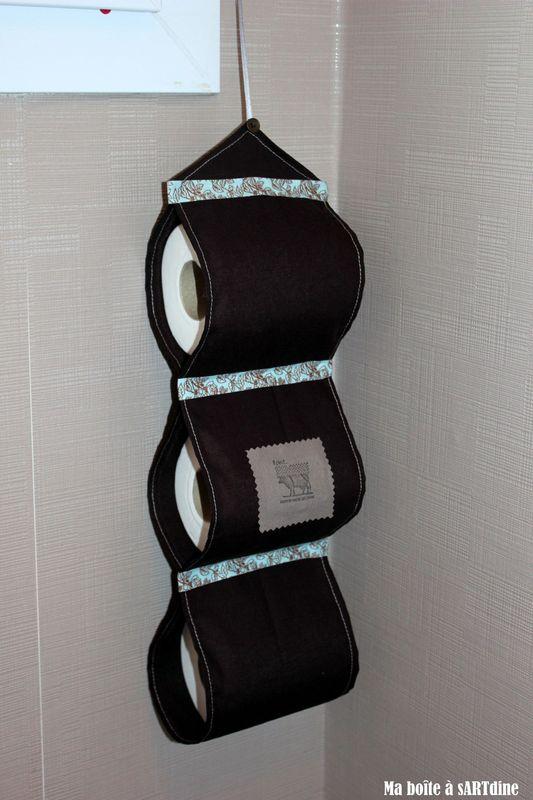 Porte Rouleaux De Papier Toilette Ma Bo Te A Sartdine