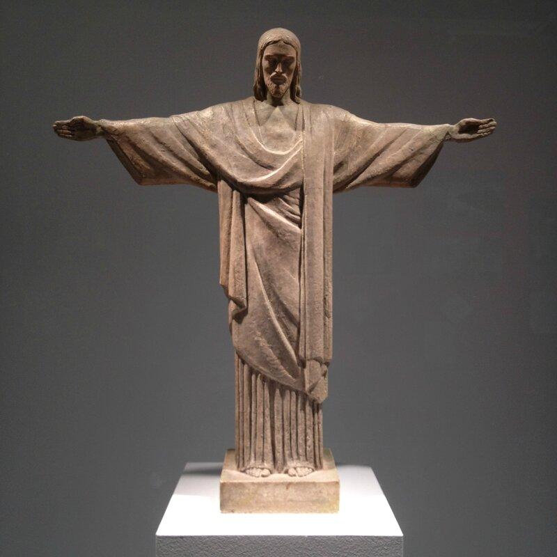 1925, quand l'Art Déco séduit le monde, Cité de l'architcture, Christ rio de ja 045