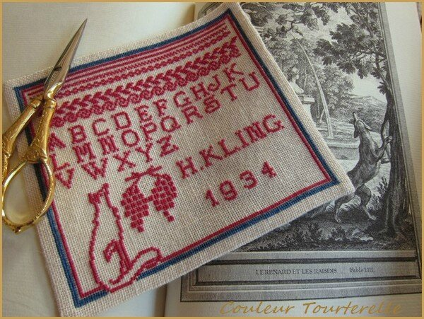 H Kling 1934 Couleur tourterelle 5