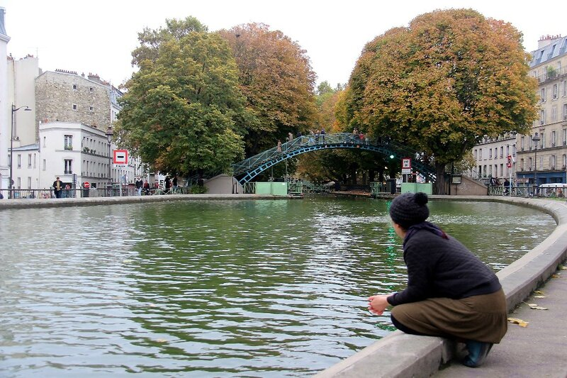 2-Canal St Martin, automne_7144