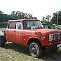 INTERNATIONAL HARVESTER 1310 Crew Cab Feuerwehr Küsnacht 1973 Lipsheim (1)