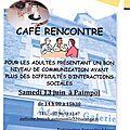 Les rendez-vous de la galerie: les ateliers du samedi 13 juin 2015