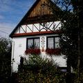 maison typique hongroise (facade rue)